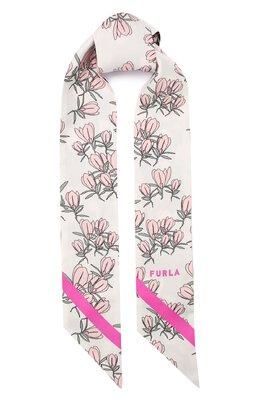 Шелковый шарф-бандо Furla TC48/W95