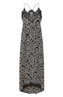 Шелковое платье Zadig & Voltaire SJCP0414F
