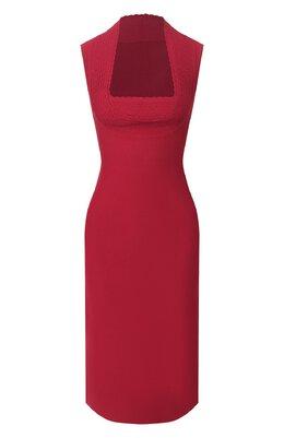 Платье из вискозы Alaia AS9RN53LM538