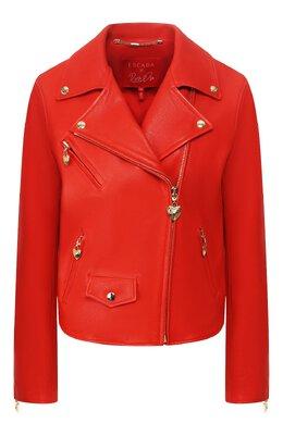 Кожаная куртка Escada Sport 5032076