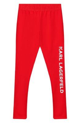 Леггинсы Karl Lagerfeld Kids Z14111