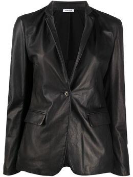 P.a.r.o.s.h. приталенный пиджак D430758MACIOCK