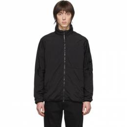 C.P. Company Black CR-L Zip Up Jacket 08CMOW043A-005660G