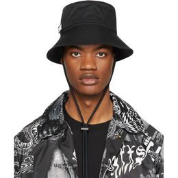 Diesel Black Cefis Bucket Hat 00SI92 0NAYJ