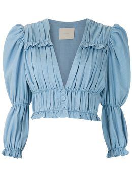 Framed блузка с длинными рукавами Greta 352221