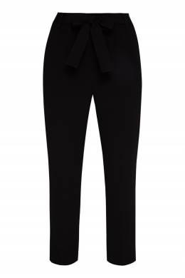 Укороченные брюки из вискозы Moncler 34186470