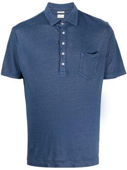 Massimo Alba рубашка-поло с короткими рукавами FILICUDIJ0001