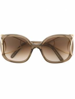 Chloe Eyewear солнцезащитные очки 'Jackson' CE702S
