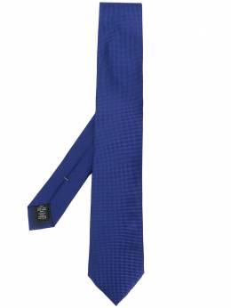 Ermenegildo Zegna галстук с принтом Z7D011L7