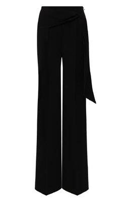 Шелковые брюки Roland Mouret PS20/S0855/F4044