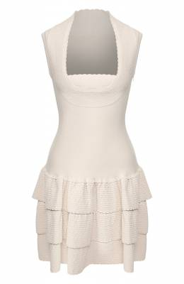 Платье Alaia AS9RN40CM538