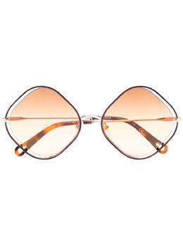 Chloe Eyewear солнцезащитные очки Poppy CE159S