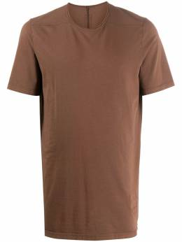 Rick Owens DRKSHDW футболка оверсайз с круглым вырезом DU20S5250RN