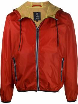Fay непромокаемая куртка с капюшоном и кулиской NAM12400040PFWR801