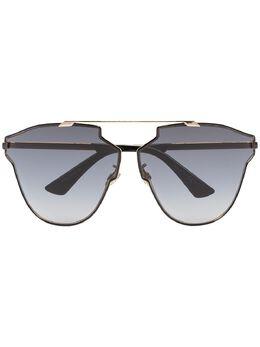 Dior Eyewear солнцезащитные очки SoReal Rise в массивной оправе 202656