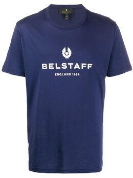 Belstaff футболка с логотипом 71140277J61N0103