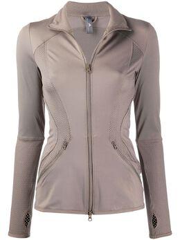 Adidas by Stella McCartney куртка на молнии FK9733PESSMIDLAYER