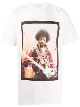 Ih Nom Uh Nit футболка с принтом Jimi Hendrix NUS20283