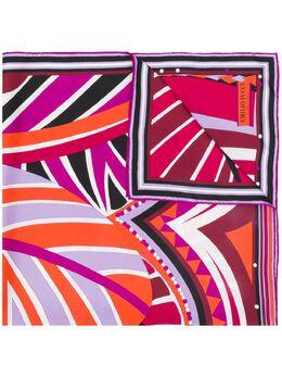 Emilio Pucci шарф с принтом 0HGB120HS12
