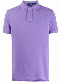Ralph Lauren рубашка поло с вышитым логотипом 710795080