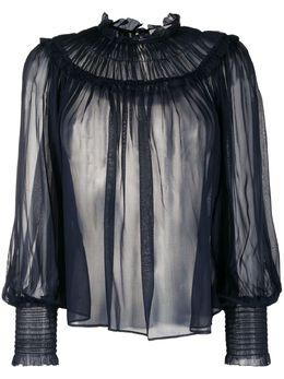 Ulla Johnson блузка с оборками PS200333