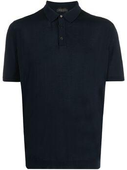 Roberto Collina трикотажная рубашка поло с короткими рукавами RC10024