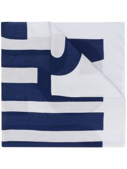 Moschino шарф с логотипом 50077M5134