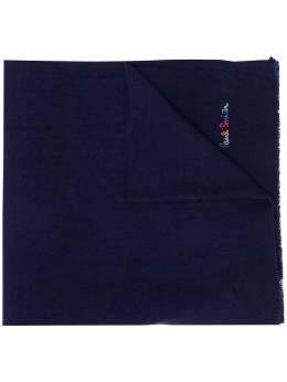 Paul Smith вязаный шарф с логотипом M1A117FAS39