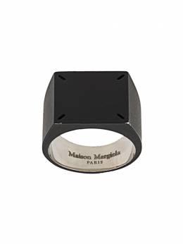 Maison Margiela кольцо-печатка S30UQ0059S12657