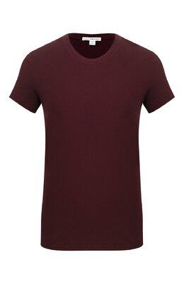 Хлопковая футболка James Perse WLJ3114