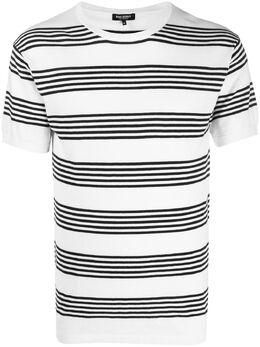 Ron Dorff трикотажная футболка в полоску 09TS1929