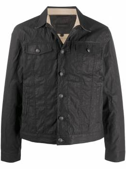 John Varvatos джинсовая куртка O1942W1BBSBA