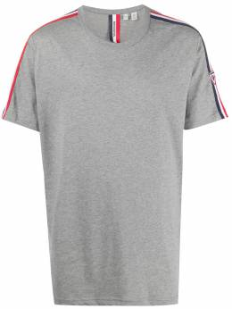 Rossignol short sleeve logo stripe T-shirt RLIMY26