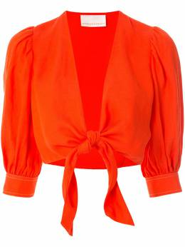 Ginger & Smart укороченная блузка Memoir W20121
