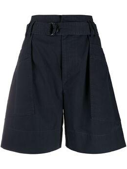 Isabel Marant Etoile шорты Zayna широкого кроя SH028920P014E