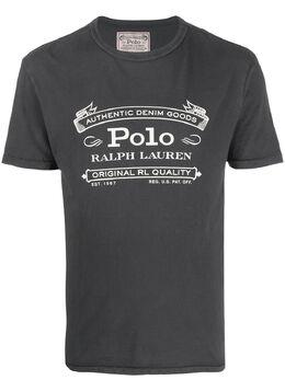 Polo Ralph Lauren футболка с короткими рукавами и логотипом 710795143006