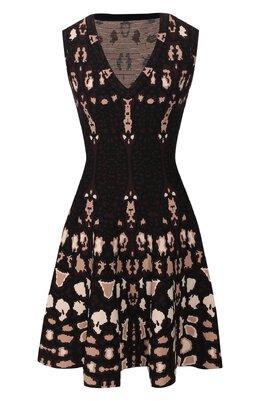 Платье из вискозы Alaia AS9RN29CM524