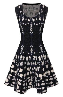 Платье из вискозы Alaia AS9RN28CM524