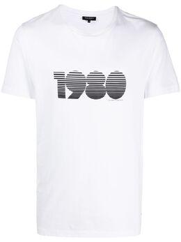 Ron Dorff футболка с принтом 1980 09TS1926