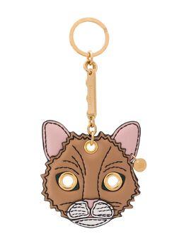 Mulberry брелок Fluffy Cat RK5602205E141