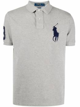 Polo Ralph Lauren рубашка-поло с логотипом 710781433