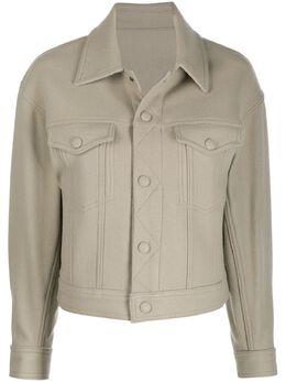 Ami пиджак свободного кроя P20FD450214