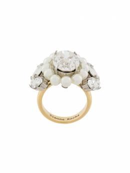 Simone Rocha кольцо Cameo RING50906