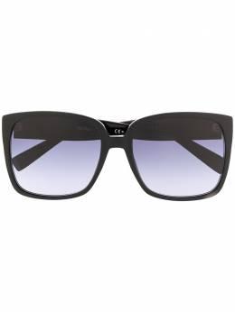 Max Mara солнцезащитные очки Fancy I в массивной оправе MMFANCYI