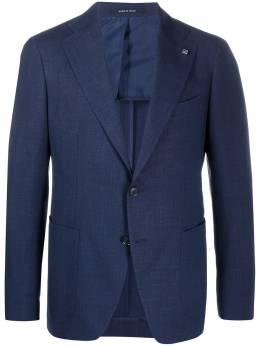 Tagliatore строгий пиджак узкого кроя 1SVS22K39UEG038