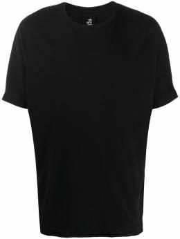 Thom Krom футболка с принтом MTS492
