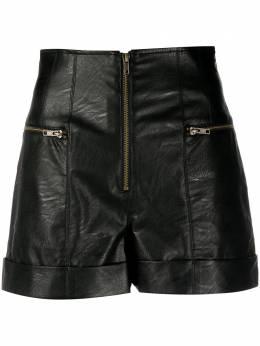 Twin-Set шорты из искусственной кожи 201TP241B