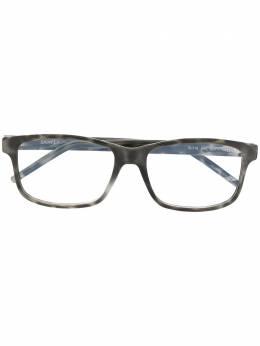 Saint Laurent Eyewear очки в квадратной оправе SL319