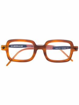 Kuboraum очки в квадратной оправе P2