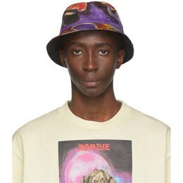 Acne Studios Multicolor Monster in My Pocket Edition Bucket Hat C40087